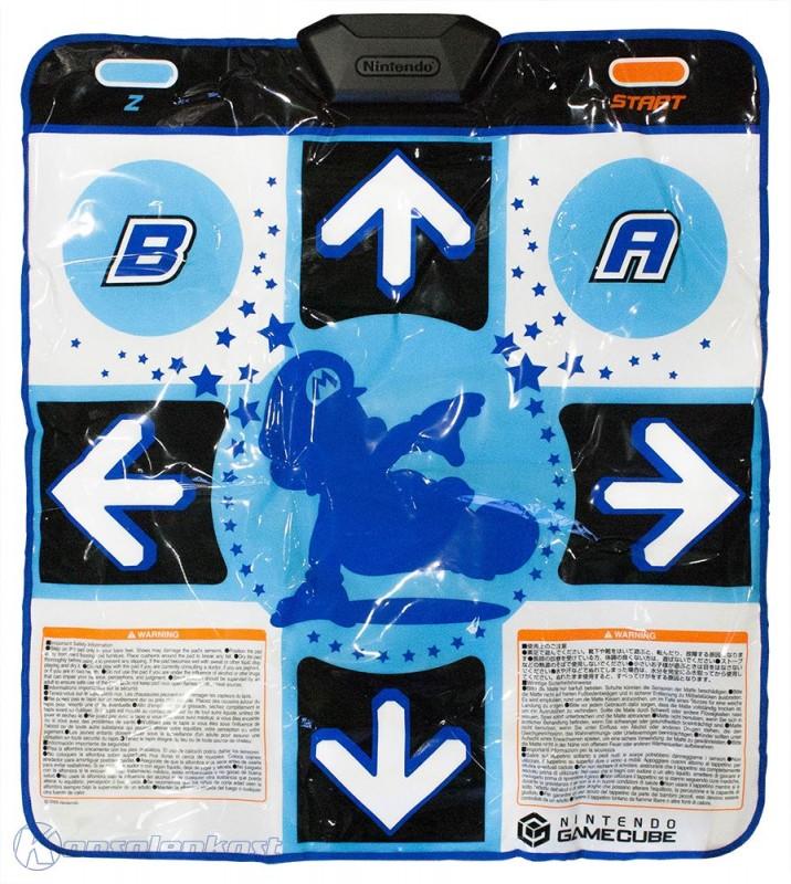 Original Nintendo Action Pad / Tanzmatte