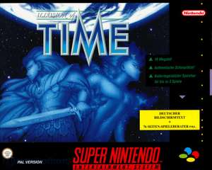 Illusion of Time + Spieleberater