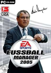 Fussball Manager 05