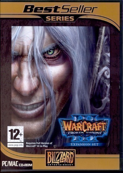 Warcraft 3 Frozen Throne Expansion Pak