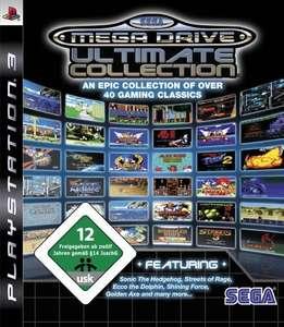 SEGA Mega Drive: Ultimate Collection [Standard]