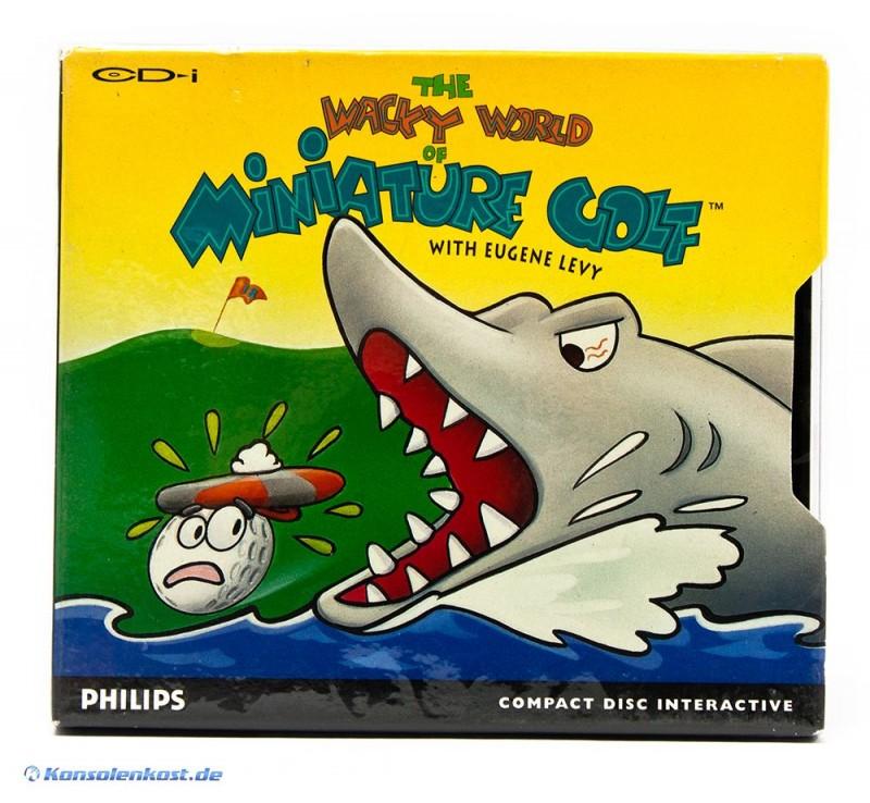 CD-i The Wacky World of miniature Golf | Konsolenkost