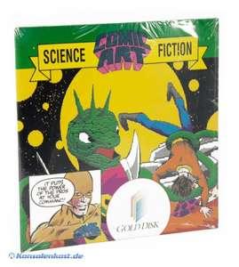 Science Fiction Comic Art