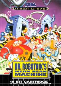 Dr. Robotnik`s Mean Bean Machine