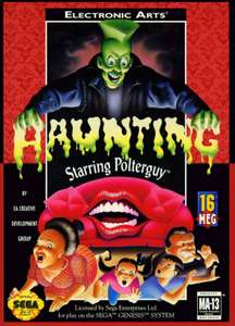 Haunting Starring Polterguy
