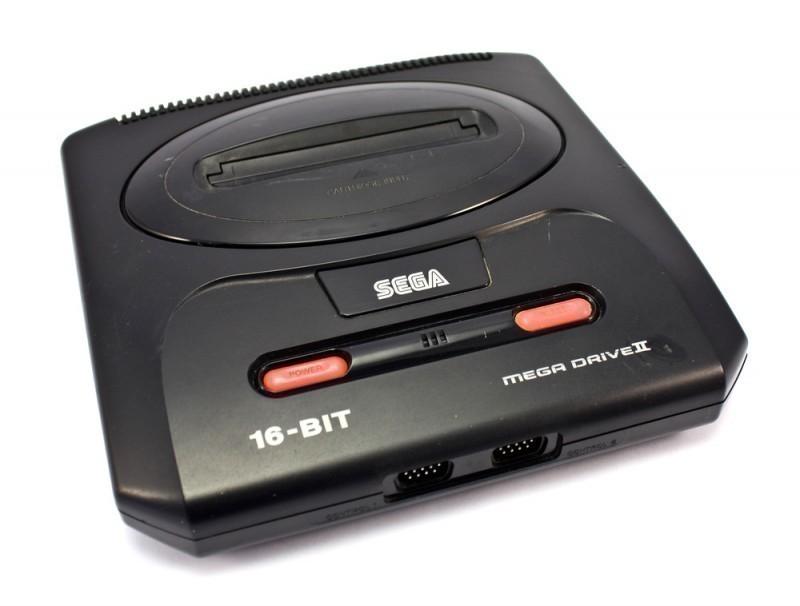 Mega Drive - Konsole MD2