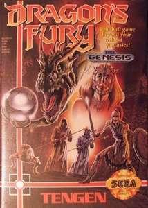 Tengen: Dragon's Fury