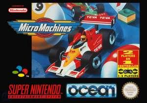 Micro Machines 1