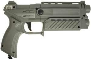 Light Gun / Pistole / Phaser #grau Predator [Logic 3]