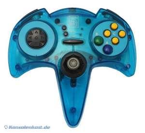 Controller / Pad #blau-transp. [Logic3]