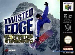 Twisted Edge Snowboarding
