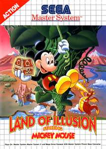 Land of Illusion: starring Mickey Mouse