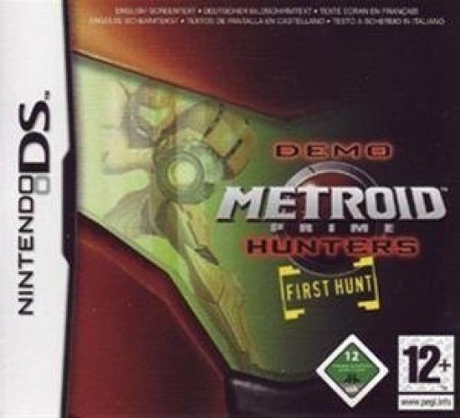 Metroid Prime Hunters: First Hunt DEMO