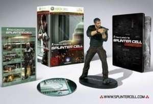 Splinter Cell: Conviction #Collector's Edition