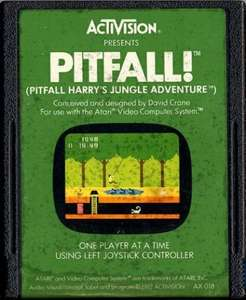Pitfall! Harry's Jungle Adventure #Greenlabel