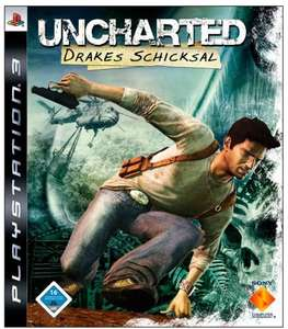 Uncharted: Drakes Schicksal / Drake's Fortune [Standard]