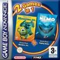 2 Games in 1: Die Monster AG + Findet Nemo