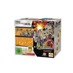 Konsole #Dragon Ball Z Edition + Spiel vorinst. + Netzteil