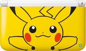 Konsole XL #gelb Pikachu Edition + Netzteil