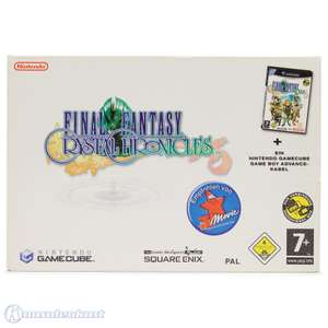 Final Fantasy Crystal Chronicles + Linkkabel