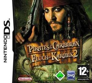 Pirates Of The Caribbean Dead Mans Chest / Fluch der Karibik 2