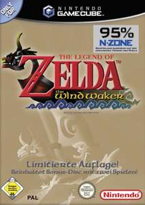 Legend of Zelda: Wind Waker + Bonusdisk