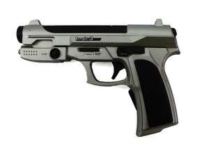 Light Gun / Pistole / Phaser #silber [Logic 3]
