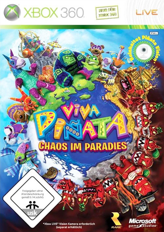 Xbox 360 - Viva Pinata: Chaos im Paradies / Trouble in Paradise