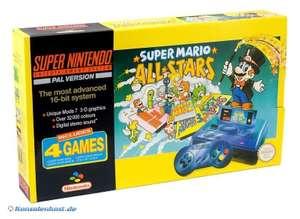Konsole #All-Stars Pack + 4 Spiele + Original Controller + Zubehör