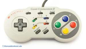 Controller #grau Game Commander IGC-002 [Imagineer]
