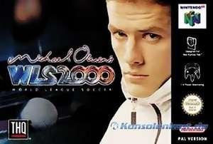 Michael Owen's WLS 2000 Soccer