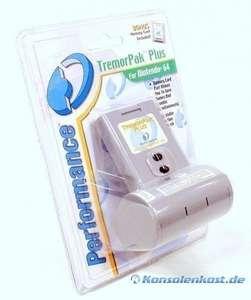 Memory Card / Memorycard / Speicherkarte / Controller Pak & Rumble Pak TremorPak Plus [Performance]