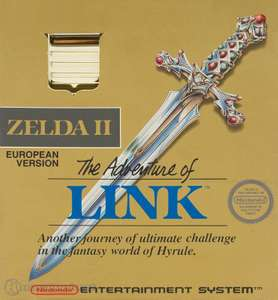 Legend of Zelda II / 2: Adventure of Link #Bienengräber