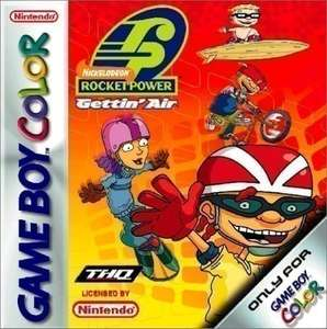 Nickelodeon's Rocket Power: Gettin Air