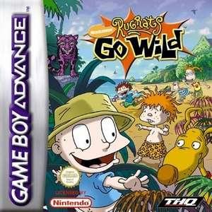 Rugrats: Go Wild