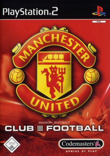 Manchester United Club Football 2003/2004