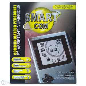Smartcom Organizer [Datel]