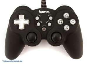 Controller / Pad #schwarz [Hama]