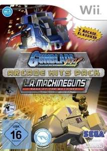 Arcade Hits Pack: Gunblade NY + L.A. Machineguns