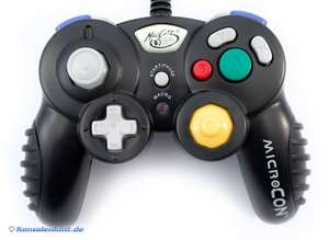 Controller / Pad #schwarz MicroCon [MadCatz]
