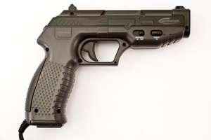 Light Gun / Pistole / Phaser #schwarz [Gamester]