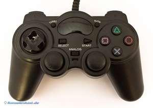 Controller / Pad #schwarz [Game Ware]
