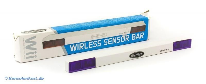 Infrarot Sensorleiste / Sensor Bar / Infrared Ray Inductor Wireless #weiß [verschiedene Hersteller]