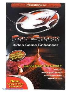 Cheat Catridge / Mogelmodul / Schummelmodul GameShark Pro