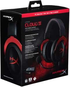Cloud II Gaming Headset #rot [HyperX]