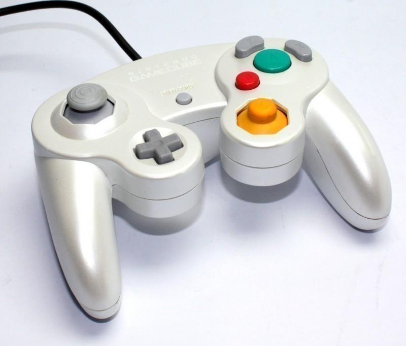 Original Nintendo Controller / Pad #weiß DOL-003