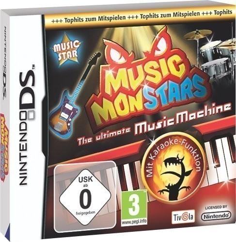 Music Monstars