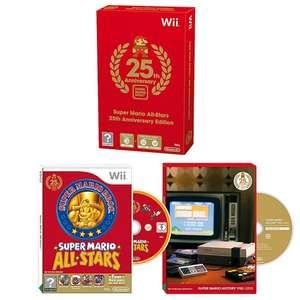 Super Mario All-Stars: 25 Jahre Jubiläums-Edition / Anniversary + Bonus-DVD