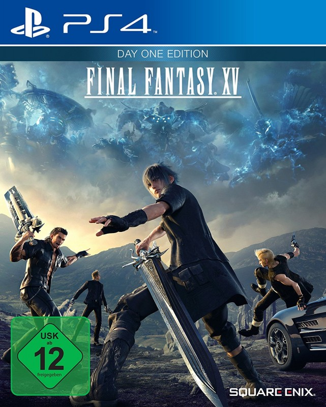 Final Fantasy XV #Day One Edition