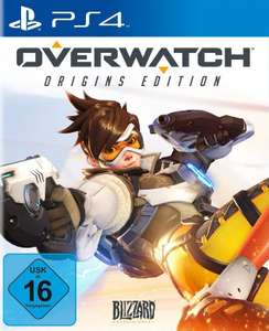Overwatch #Origins Edition